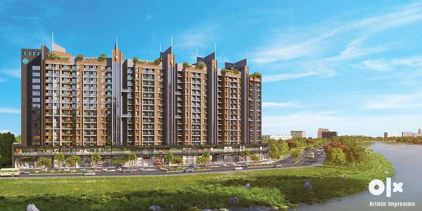^Value Homes 2 BHK  Kharadi Zen Estate, 2 BHK at ₹ 66.99L} 0