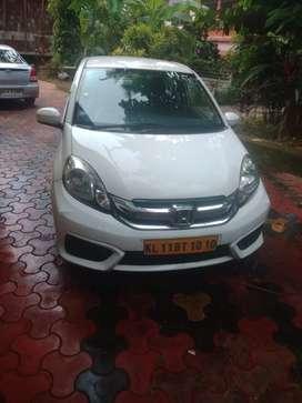 Honda Amaze 2017 Diesel 88000 Km Driven ,tyre 30%,Karnataka re
