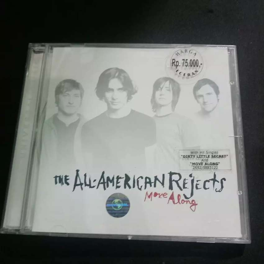 CD original the all American rejects 0