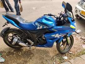 Suzuki Gixxer sf 155cc urgent basis