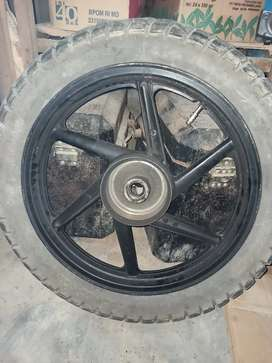 Velg Tiger ori ring 18