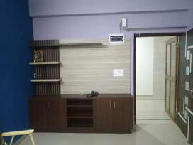A 3bhk semi furnished flat is available for rent at argora