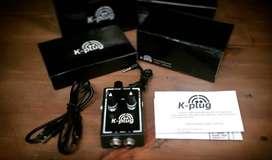 K-Plug (silent practicer & audio link to smartphone )