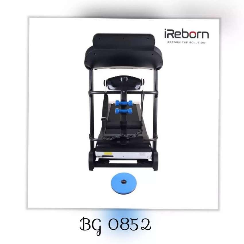 Treadmill Elektrik i Turin // Oswald DR 18C61 0