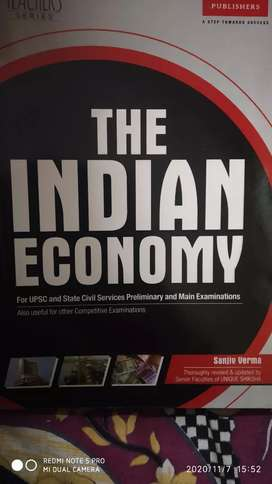 Economics. The Indian Economy.