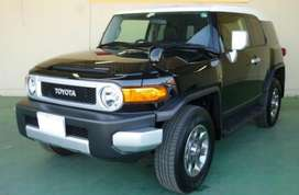 Toyota Fj Cruiser 2012 Automatic for Sale on easy monthly installments