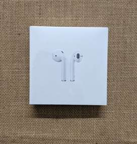 Apple AirPods second generation. Sealed. July 2021 manufactured.