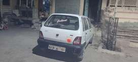 Maruti Suzuki 800 2002 CNG & Hybrids