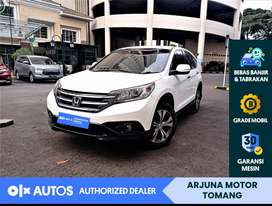 [OLX Autos] Honda CRV 2013 2.4 Prestige AT Bensin Putih #Arjuna Tomang