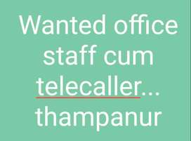 wanted ladies staff