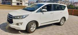 INNOVA CRYSTA WITH VIP NUMBER