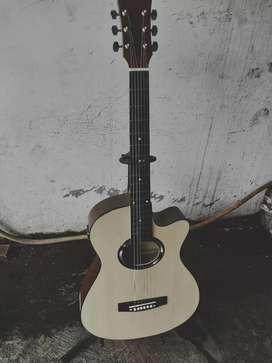 Gitar akustik apx rentet eq