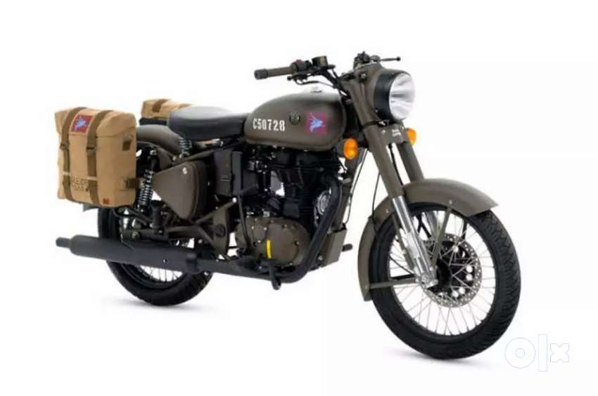 Royal Enfield pegasus edition 0