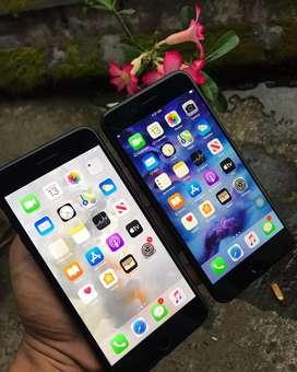 iPhone 7 plus 32 | 128gb Ex inter Original Bergaransi