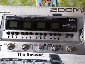 Zoom G5## Mint condition
