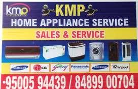 Fridge&washing machine service