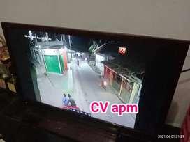 Cctv hilook 4 ch 1 camera Cilodong