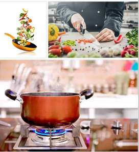 all cook /chef and full time house maid chahiye only