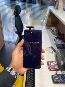 Oppo a3s purple color 16gb ram