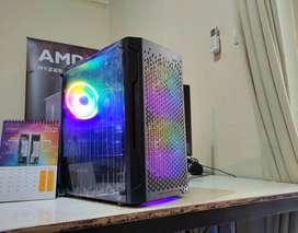 PC Rakitan I5 3470|8GB DDR3|VGA ASUS GTX 750