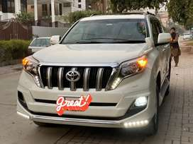 Toyota Prado Txl in mint condition