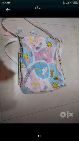 Un-used backpack for kids