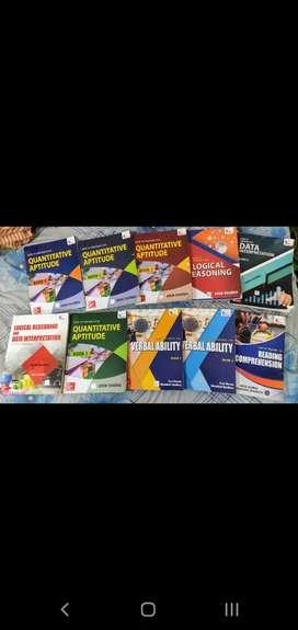 Arun sharma MBA CAT preparation books
