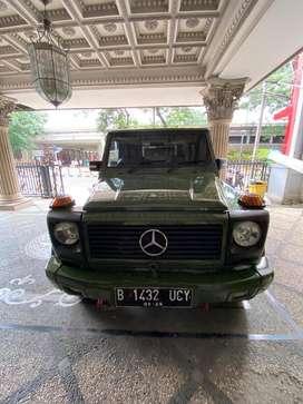 Mercedes Benz 280GE 4x4 engine swap diesel 2.500cc