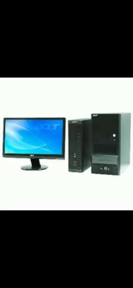 Acer Veriton Desktop Set only in 20k