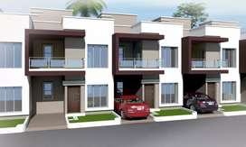 2 and 3bhk row house in lohegaon moze nagar pune