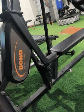 Chest press / roop pully