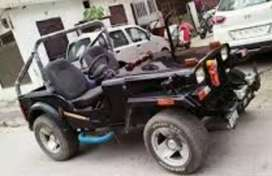 Mahindra thar modified jeep
