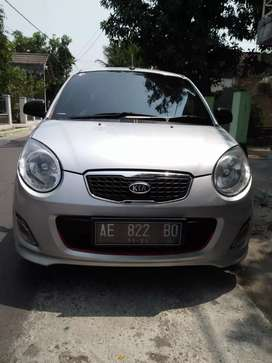 Hyundai Picanto 1.1L SE Matic (AT)  2010 (DP hanya 16 jt)