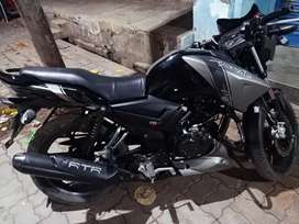New Condition Less Drive TVS Apache RTR 160