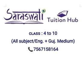 Saraswati Tution Hub