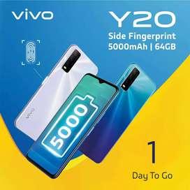 New Product Vivo Y20