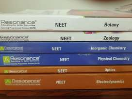 Resonance class 12 books for NEET