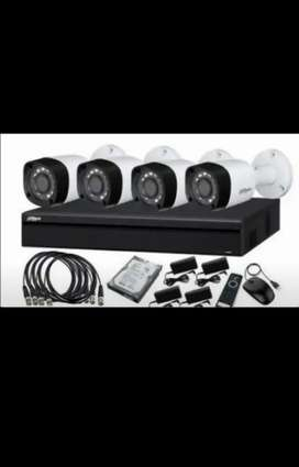 Cctv security, maintenance, online system