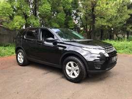 Land Rover Discovery Sport Diesel Thn 2015/2016 Hitam km 13rb Tgn 1