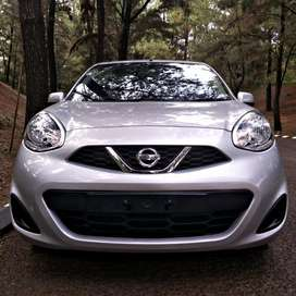 Nissan March at 2014 tdp7jt