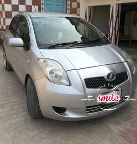 Toyata vitz 2005/2007 in good condition.