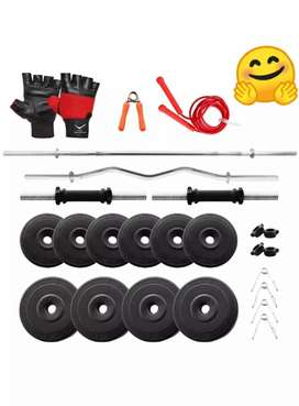 Price: 2800   Dumbbell and chest bar combo (Brand new with packing)