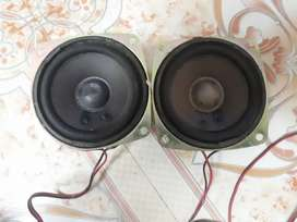 Speakers audio