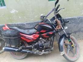 2010 Hero Honda Glamour 32200 Kms