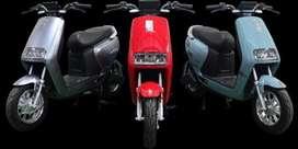 Motor listrik U-winfly Love Summer