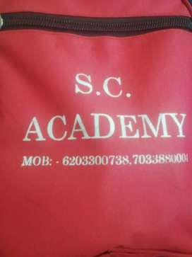 Required teacher for class nc to 3 for all subjects