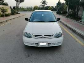 suzuki cultus 2008 up for leasing 20 % down payment only