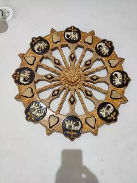 Art piece wheel