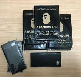 Bathing Ape Long Wallet