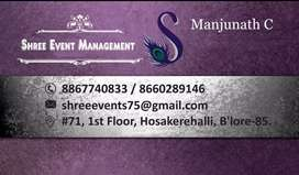 Wedding Decoration & All Occasions